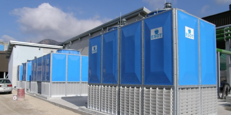 Cooling tower Acroni
